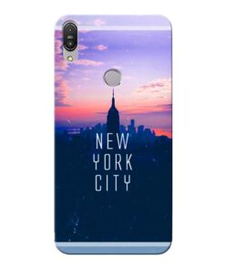 New York City Asus Zenfone Max Pro M1 Mobile Cover