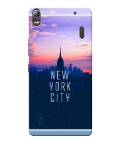 New York City Lenovo K3 Note Mobile Cover