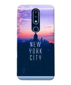 New York City Nokia 6.1 Plus Mobile Cover