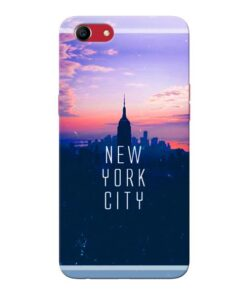 New York City Oppo A83 Mobile Cover