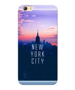 New York City Oppo F3 Mobile Cover