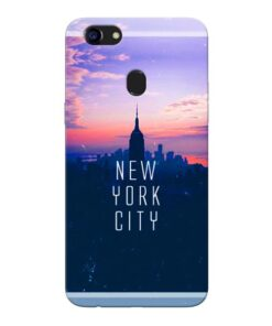 New York City Oppo F5 Mobile Cover