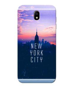 New York City Samsung Galaxy J7 Pro Mobile Cover