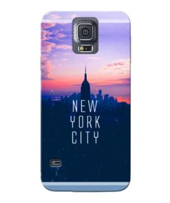 New York City Samsung Galaxy S5 Mobile Cover