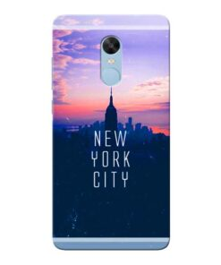 New York City Xiaomi Redmi Note 4 Mobile Cover