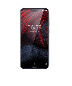Nokia 6.1 Plus Back Covers