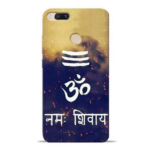 Om Namah Shivaya Mi A1 Mobile Cover