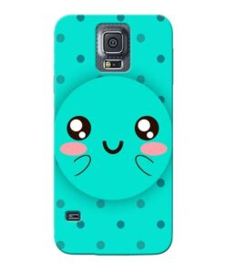 OyeHoye Samsung Galaxy S5 Mobile Cover