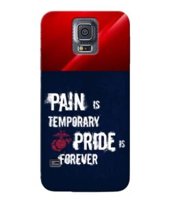 Pain Is Samsung Galaxy S5 Mobile Cover