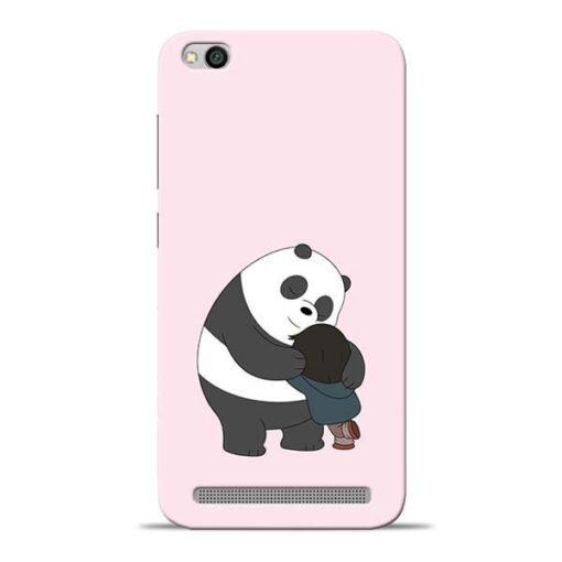 Panda Close Hug Redmi 5A Mobile Cover