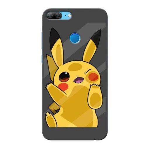 Pikachu Honor 9 Lite Mobile Cover