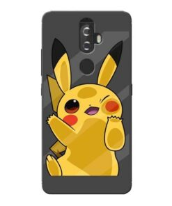 Pikachu Lenovo K8 Plus Mobile Cover