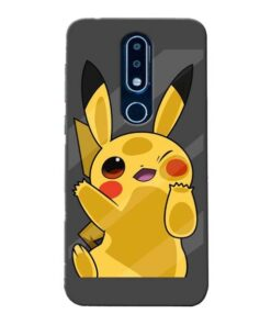 Pikachu Nokia 6.1 Plus Mobile Cover