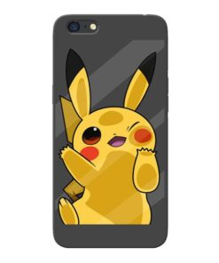 Pikachu Oppo A71 Mobile Cover