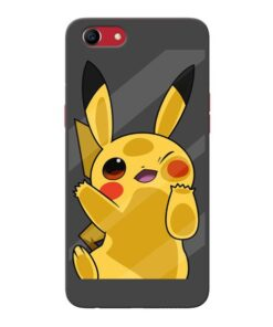 Pikachu Oppo A83 Mobile Cover