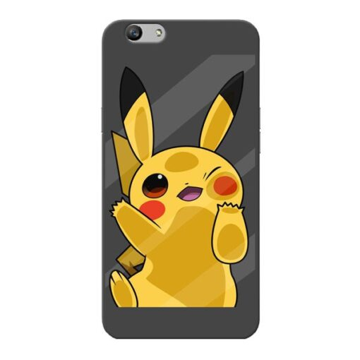 Pikachu Oppo F1s Mobile Cover