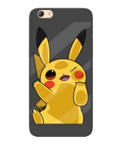 Pikachu Oppo F3 Mobile Cover