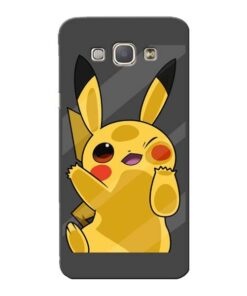 Pikachu Samsung Galaxy A8 2015 Mobile Cover