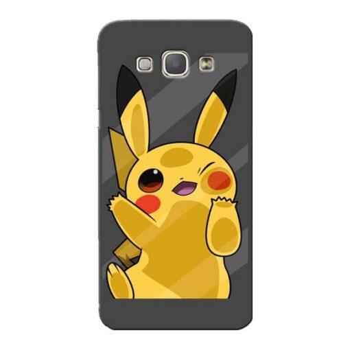 Pikachu Samsung Galaxy A8 2015 Mobile Cover