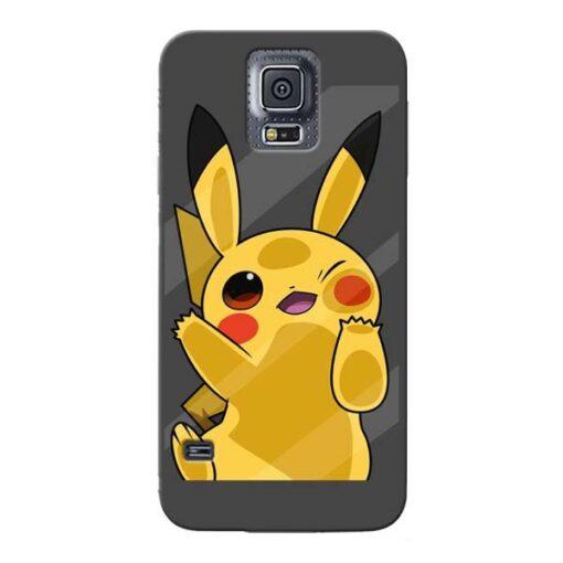 Pikachu Samsung Galaxy S5 Mobile Cover