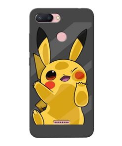 Pikachu Xiaomi Redmi 6 Mobile Cover