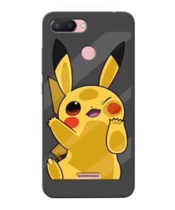 Pikachu Xiaomi Redmi 6 Mobile Cover