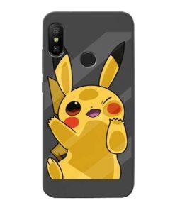 Pikachu Xiaomi Redmi 6 Pro Mobile Cover