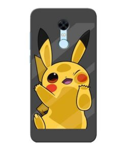 Pikachu Xiaomi Redmi Note 5 Mobile Cover