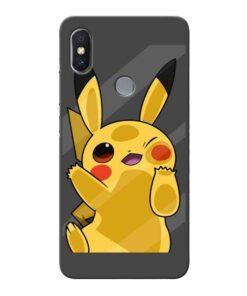 Pikachu Xiaomi Redmi Y2 Mobile Cover