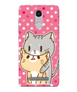 Pretty Cat Xiaomi Redmi Note 3 Mobile Cover