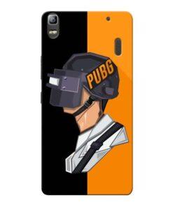 Pubg Cartoon Lenovo K3 Note Mobile Cover