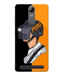 Pubg Cartoon Lenovo Vibe K5 Note Mobile Cover