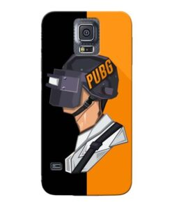 Pubg Cartoon Samsung Galaxy S5 Mobile Cover