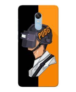 Pubg Cartoon Xiaomi Redmi Note 4 Mobile Cover