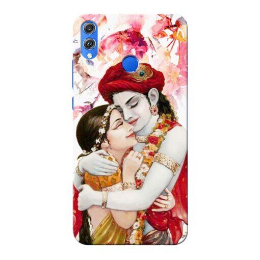 Radha Krishn Honor 8X Mobile Cover