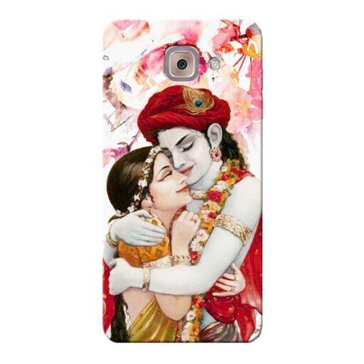 Radha Krishn Samsung Galaxy J7 Max Mobile Cover