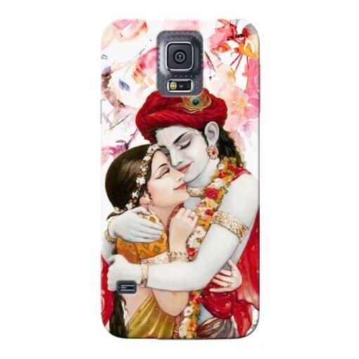 Radha Krishn Samsung Galaxy S5 Mobile Cover