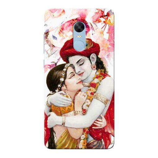 Radha Krishn Xiaomi Redmi Note 4 Mobile Cover