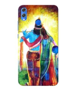Radha Krishna Honor 8X Mobile Cover