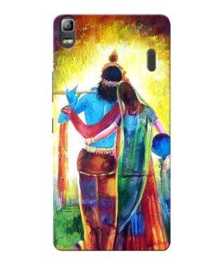Radha Krishna Lenovo K3 Note Mobile Cover