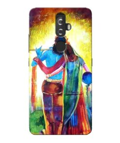 Radha Krishna Lenovo K8 Plus Mobile Cover