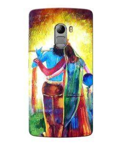 Radha Krishna Lenovo Vibe K4 Note Mobile Cover