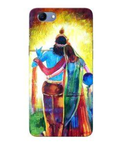 Radha Krishna Oppo Realme 1 Mobile Cover