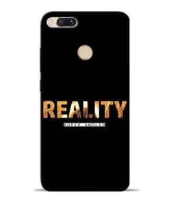 Reality Super Mi A1 Mobile Cover