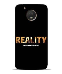 Reality Super Moto E4 Plus Mobile Cover