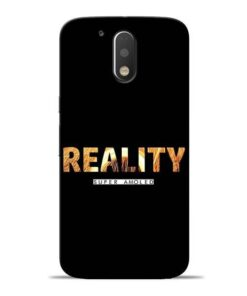 Reality Super Moto G4 Plus Mobile Cover