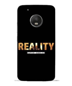 Reality Super Moto G5 Plus Mobile Cover