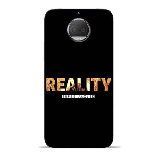 Reality Super Moto G5s Plus Mobile Cover