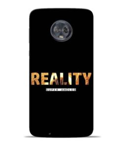 Reality Super Moto G6 Mobile Cover