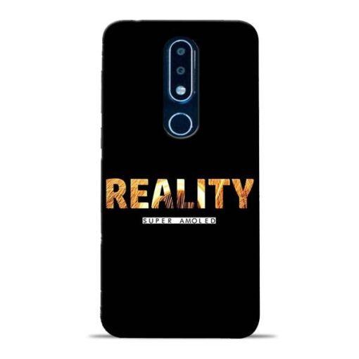 Reality Super Nokia 6.1 Plus Mobile Cover